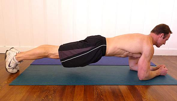 Plank exercise1