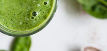 Garder la forme avec les jus verts